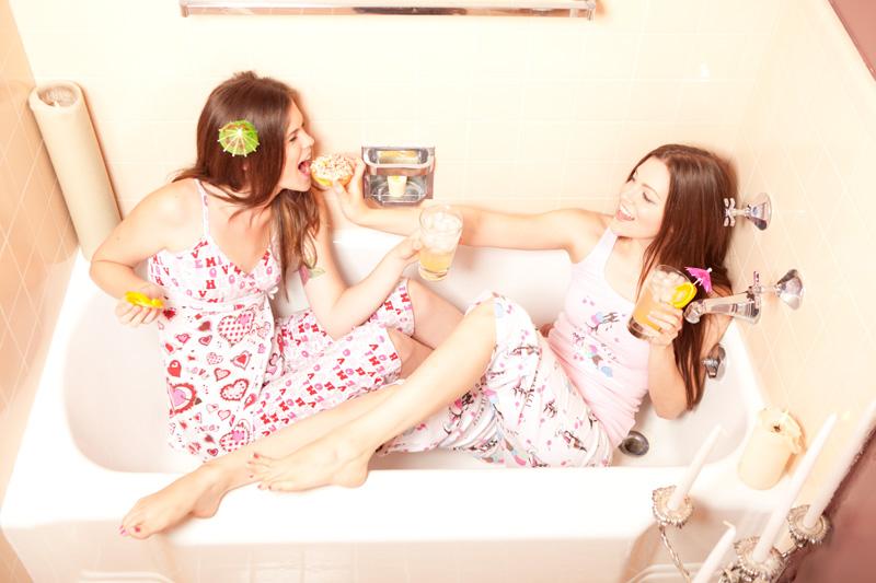 Tokyo Rose Pajamas